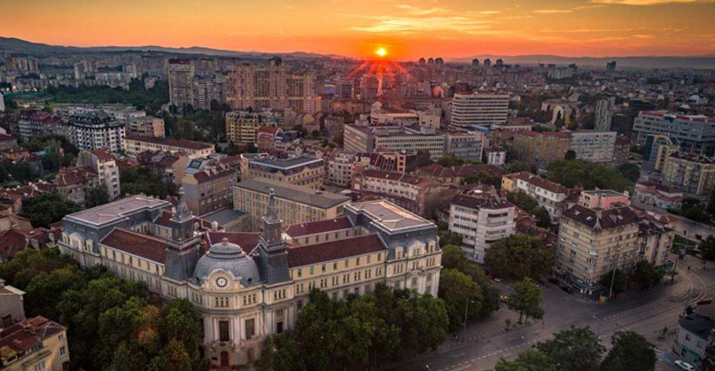 Sofia, Bulgaria – IVETA Europe Regional Conference